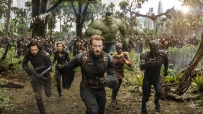 'Avengers: Infinity War' Surpasses 'Titanic' on List of Highest-Grossing US Films Ever