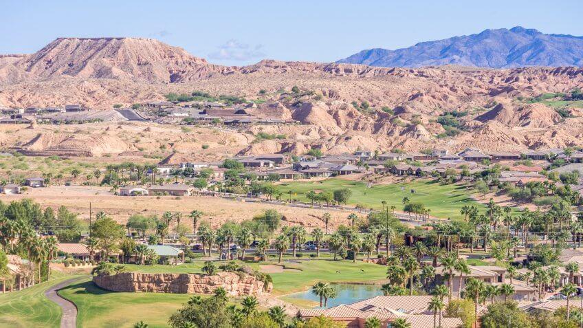 Mesquite — Nevada