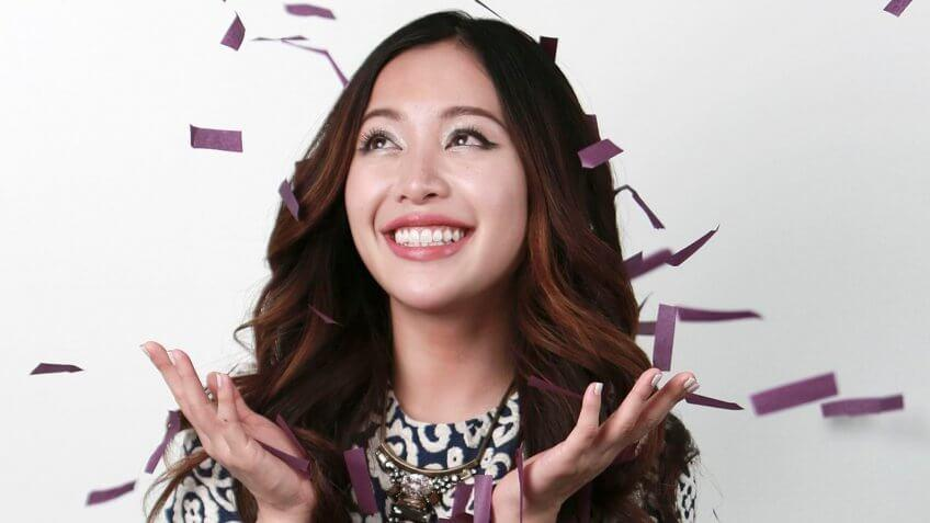 Photo by Amy Sussman/Invision/AP/REX/Shutterstock YouTube personality best known for her make-up demonstrations, Michelle Phan poses for a portrait on in New York Michelle Phan Portrait Session, New York, USA
