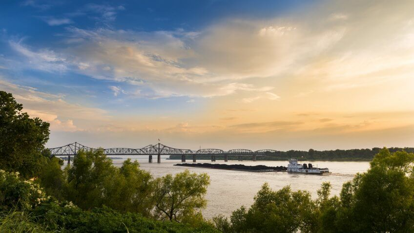 Mississippi Vicksburg