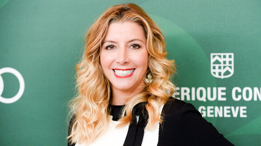Sara Blakely Variety's Power of Women Presented by Lifetime - Arrivals, Los Angeles, USA - 14 Oct 2016.