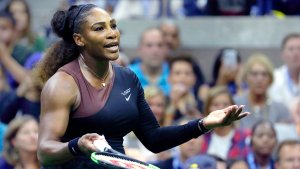 Serena Williams Fined $17K After Controversial US Open Match