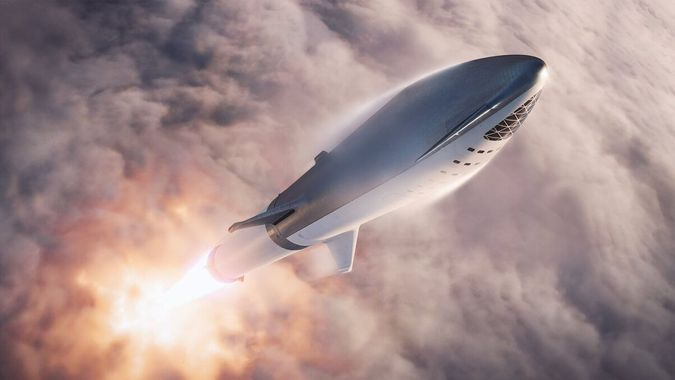 Big Falcon Rocket (BFR).