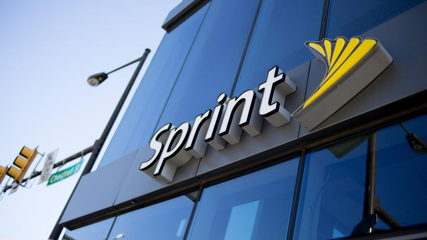 Sprint mobile store