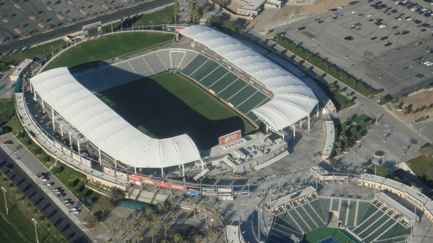 StubHub Center stadium