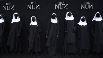 'The Nun' Slays The Weekend Box Office, Surprising Everyone