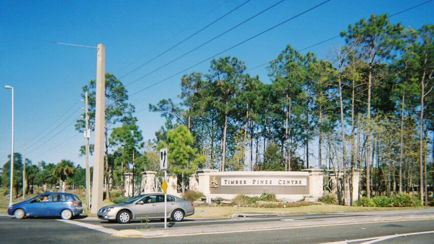 Timber Pines — Florida