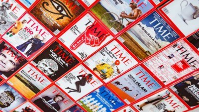 Time Magazine Sold to Silicon Valley Mogul and His Wife for $190M