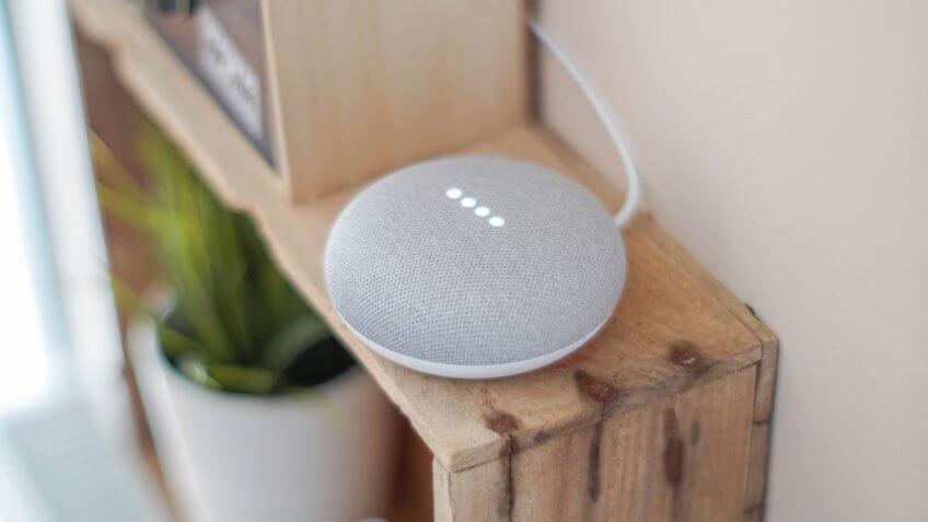 Google Home Mini electronic device