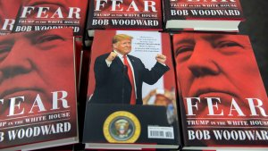 'Fear' Advance Sales Top 1M Copies — and These Trump Books' Sales Are Up, Too