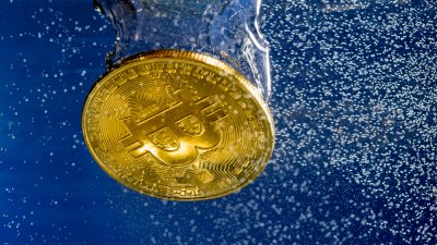 Cryptocurrency's Future Uncertain as Stocks Take Massive Hit