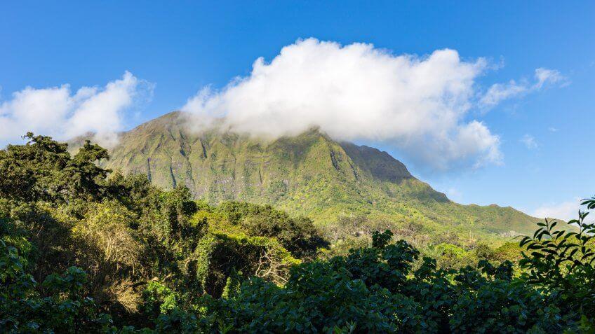 Maunawili--Hawaii
