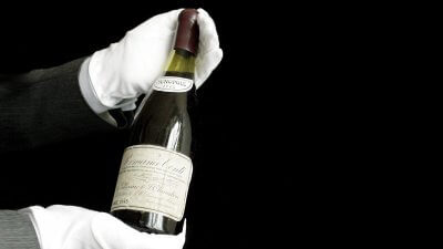 Why This Bottle of Wine Just Sold for Over Half a Million Dollars
