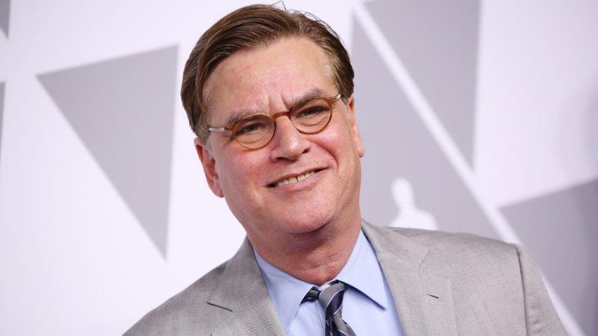 Aaron Sorkin The Academy Awards Nominees Luncheon