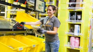Amazon Beats Walmart and Target in Minimum Wage Race