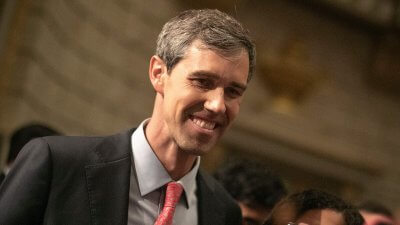 Ted Cruz Rival Beto O'Rourke Just Shattered a Major Fundraising Record