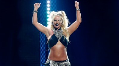 Britney's Back and Making Bank in New $500k-a-Night Las Vegas Residency