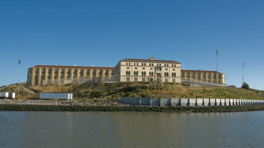 California-San-Quentin-State-Prison
