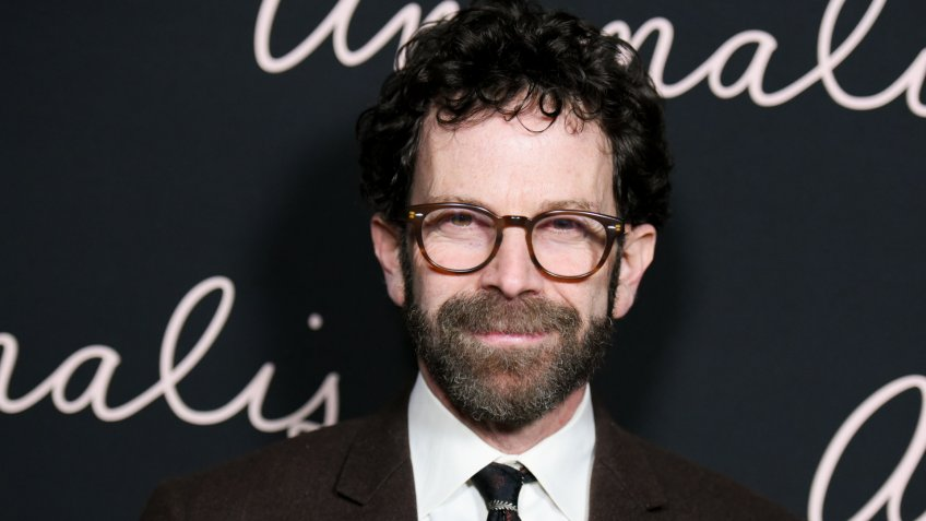 """Director Charlie Kaufman attends a special screening of """"Anomalisa"""" held at Grauman's Egyptian Theatre, in Los Angeles LA Special Screening"""