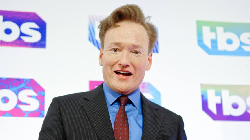 New York, NY USA - May 17, 2016: Conan O'Brien attends TBS Night Out at The New Museum.