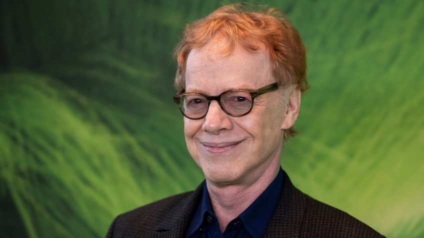 """Danny Elfman attends the premiere of Dr. Seuss' """"The Grinch"""" at Alice Tully Hall, in New York"""