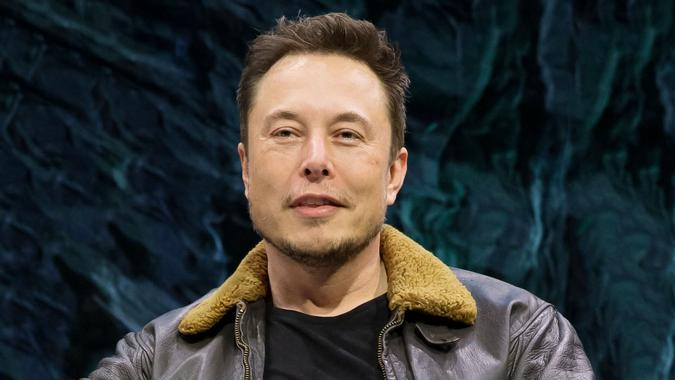 Mandatory Credit: Photo by Suzanne Cordeiro/REX/Shutterstock (9454716n)Elon Musk, CEO of SpaceX and Tesla attends SXSW to answer questions from registrants at ACL live in Austin, Texas.
