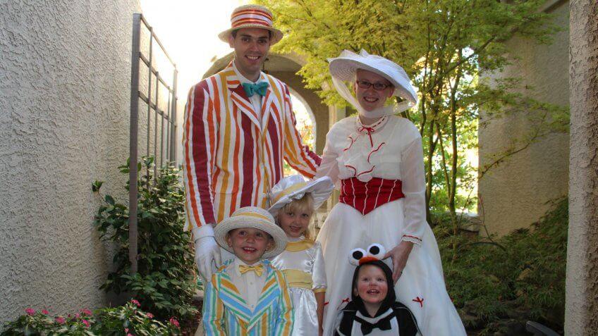Influencer Mary Poppins Jolly Holiday Stephanie Jones