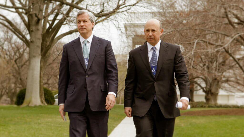 Goldman Sachs Vs Jpmorgan Chase Which Bank Stock Should