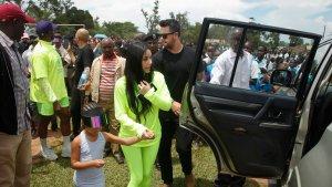 Kanye West and Kim Kardashian Want to Give Away Houses to Kids in Uganda
