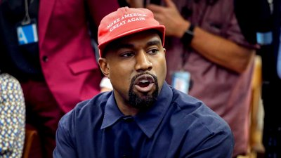 Kanye West Sings Trump's Praises in Controversial Meeting About Musician Pay, Social Issues and More