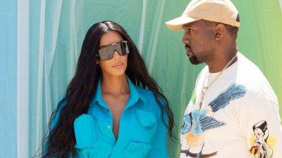 Kanye West Gifts Kim Kardashian With Large Stake in Yeezy Stock