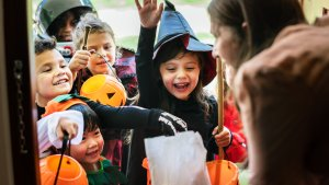 Why This Deep-in-Debt Family Refused to Give Up Halloween