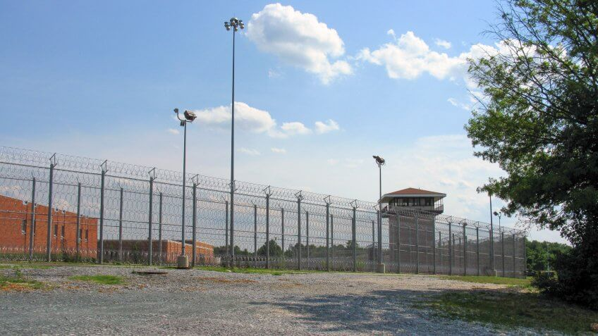Maryland Jessup Correctional Institution