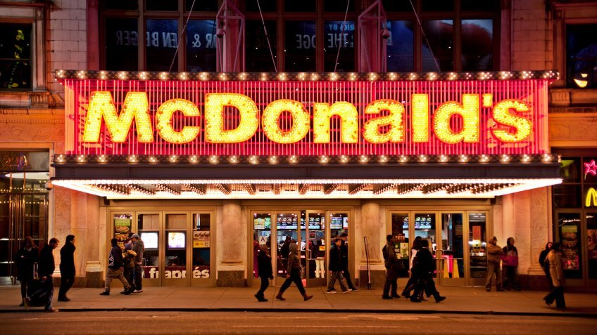 """McDonalds, 8th Avenue, Architecture, Blurred Motion, Building Exterior, Built Structure, Business, CONTEMPORARY, City Life, City Street, Commercial Sign, Crowd, Electronic Billboard, Entertainment Building, Famous Place, Food and Drink Establishment, Group Of People, Illuminated, Lifestyles, Manhattan, Midtown Manhattan, Mode of Transport, National Landmark, Neon Light, New York City, Number of People, Outdoors, Pedestrian"", People, People In The Background, Photography, Public Building, Retail, Retail Place, Store Sign, Street Light, Theater Marquee, Times Square, Traffic, Travel, Travel Destinations, USA, Urban Scene, Yellow Taxi, billboard, city, public transportation, store, street, tourism"