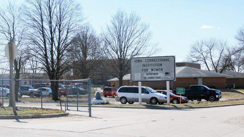 Iowa Correctional Institution