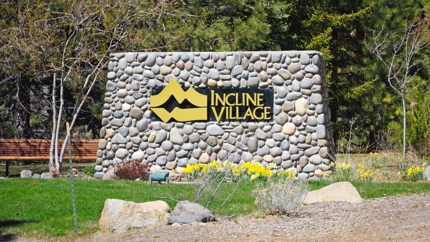 Incline Village is a census-designated place (CDP) in Washoe County, Nevada on the north shore of Lake Tahoe.