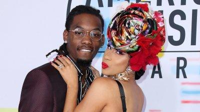 Cardi B's Husband Just Gave Her a $1M Diamond Bracelet for Her Birthday