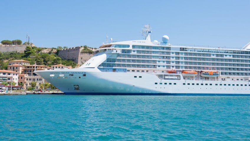 Regent Seven Seas Voyager cruise line