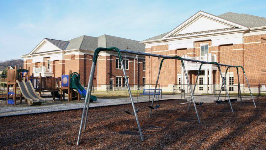 Tennessee elementary school