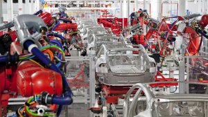 Tesla Nearly Triples Production Rate Despite Elon Musk Stepping Down