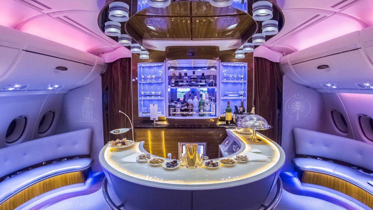 First-Class Travel Through the Years