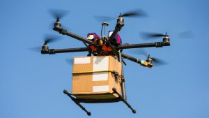 Uber Taking to the Sky with Drone Delivery
