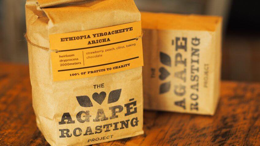 Agape Roasting Coffee