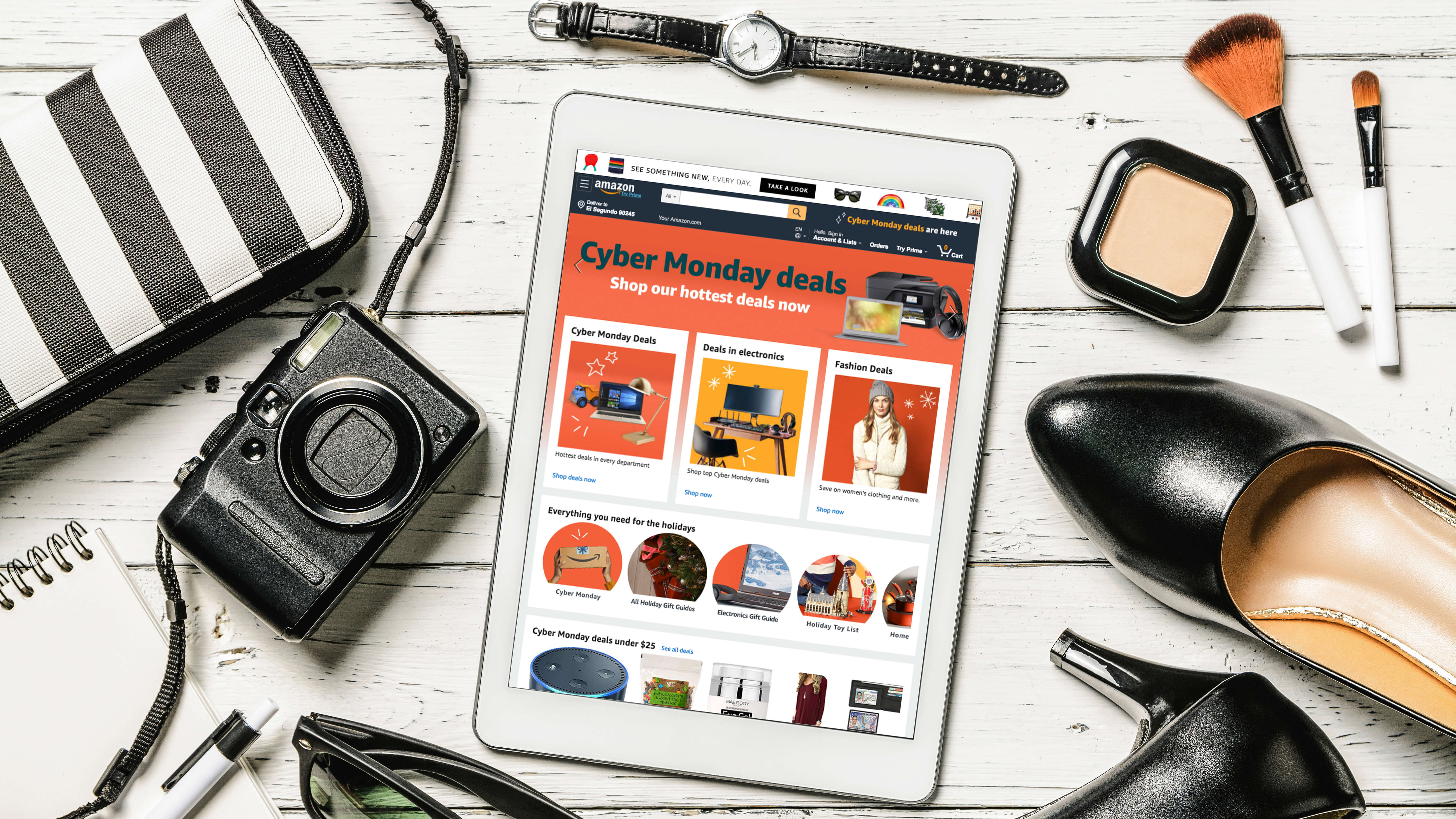 Amazon CyberMondayDeals: The Best Electronics, Toys and Alexa-Enabled Products