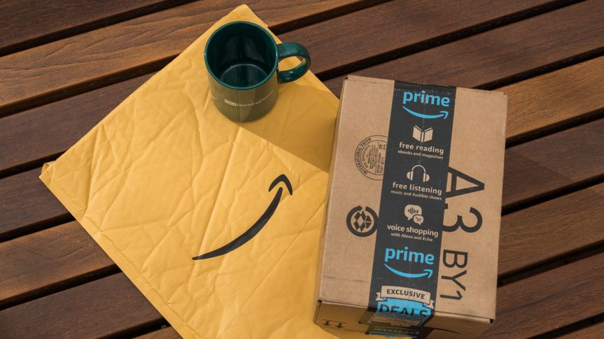 Amazon Prime membership box