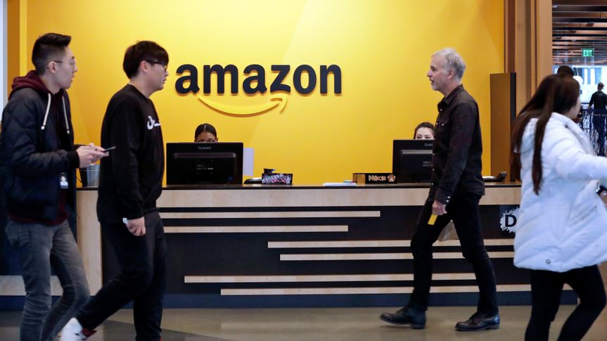 Amazon HQ, Seattle