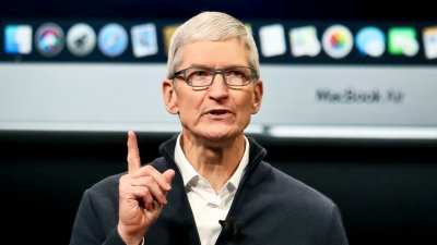 Tim Cook Reveals What He Does at 4 a.m. Every Day — It Has Nothing to Do With Sleep