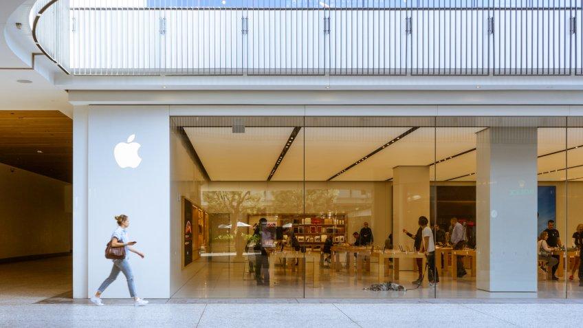 Apple Store Century City