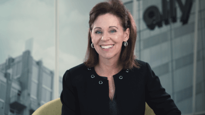 How This Woman Exec Is Shaking Up the Finance World in the Best Way
