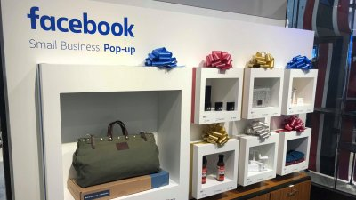 Facebook Joins the Retail Race for the Holidays